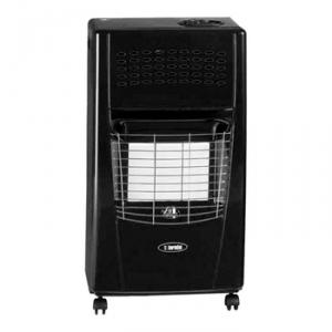 Bartolini Bat 395 Gas Heater Black